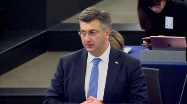 Plenković: Nema dileme, velikosrpska agresija na Hrvatsku se desila