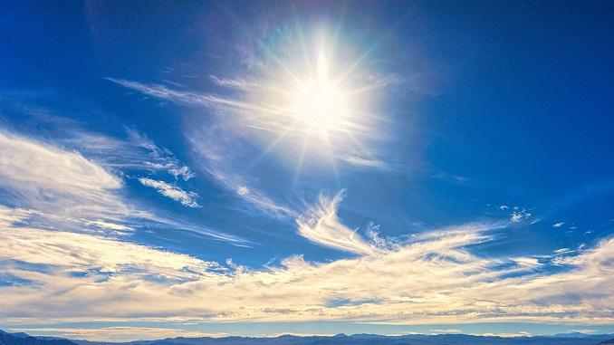 Ponedeljak najtopliji dan ovog leta, od večeri se očekuju pljuskovi