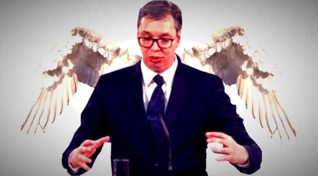 Vučić iz Hitne pomoći: Kažu Vučić je ubica i lopov. Moji ciljevi su sveti. Idem u Vatikan