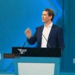 Kurc: Austrija će podržati korekciju granica
