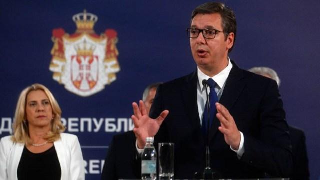 Vučić: Sutra ću podneti ostavku ako mi garantuju model Honkonga za Kosovo