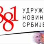 UNS: Boško Obradović da prestane sa pretnjama novinarima