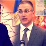 Jeremić: Šta kvalifikuje bivšeg kafanskog muzičara, oca Nebojše Stefanovića, za posredovanja u trgovini oružjem?