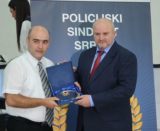 Z. Padjen i V. Mijailovic