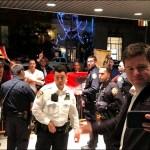 Policija u Njujorku čuvala Malagurskog od albanskih demonstranata (video)
