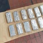 Železničar iz Srbije uhvaćen u vozu sa 13 kilograma heroina