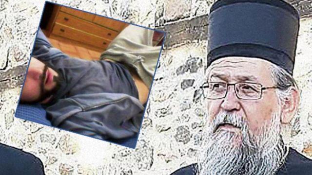 Muške guzice u izgubljenom telefonu vladike Pahomije! BOGA MOLE, NA BOGA NE MISLE: Je l' nosiš mantiju? To me PALI! (EKSPLICITNI SADRŽAJ)