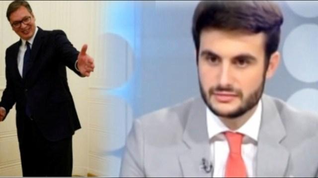 Postao savetnik državnog fakulteta: Vučićev Lazar Krstić smanjio penzije i plate, uvećao javni dug za 800 MILIONA evra pa dao ostavku i pobegao