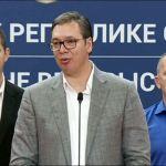 Vučić: Istorijska pobeda Srpske liste – osvojeno svih deset poslaničkih mandata