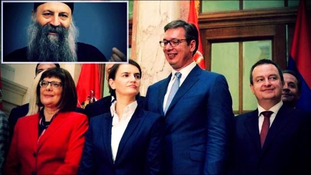 Porfirije: Svako ko je protiv ove vlasti, taj je za nezavisno Kosovo (AUDIO)