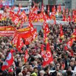 Masovni štrajk u Francuskoj, stali vozovi i avioni
