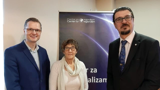 Jovanović: Naše nacionalne manjine predstavljaju bogastvo i svedoče o toleranciji razliičitosti na jednom životnom prostoru