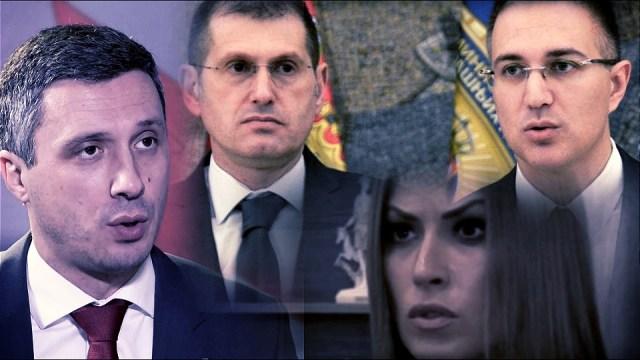 Obradović pita Rebića: Da li je Dijana Hrkalović promenila identitet i da li je u toku uništavanje dokumentacije ili stavljanje pod oznaku službene tajne?