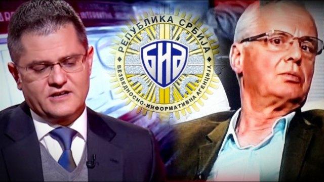 Jeremić: Vučićev otac Anđelko preko Bruna Đurana naređuje u BIA ko treba da bude stavljen na mere