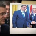 Jeremić: Da li je Toni Bler, koji je bombardovao Srbiju, sedeo uz Vučića kao član srpske delegacije na sastanku sa državnim sekretarom SAD Majkom Pompeom 20. avgusta u Njujorku?