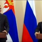 Putin: Rusija spremna da podrži kompromis ako je u korist Beograda; Vučić: Očekujem Putina sledeće godine u Srbiji
