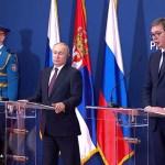 Iza zatvorenih vrata: S ruske strane nema poverenja u Vučića, kao što ima straha s Vučićeve strane