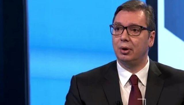 """Vučić u Briselu: """"Kakva bi bila 'divna' diskusija da mene nema"""""""