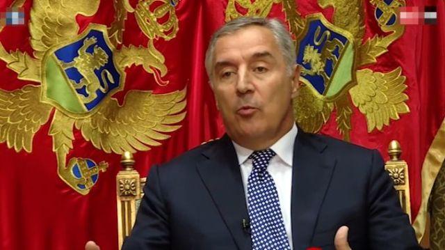 Đukanović: Nećemo povući zakon, Beograd nije uzdrmao Crnu Goru