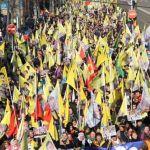Hiljade Kurda na ulicama Strazbura