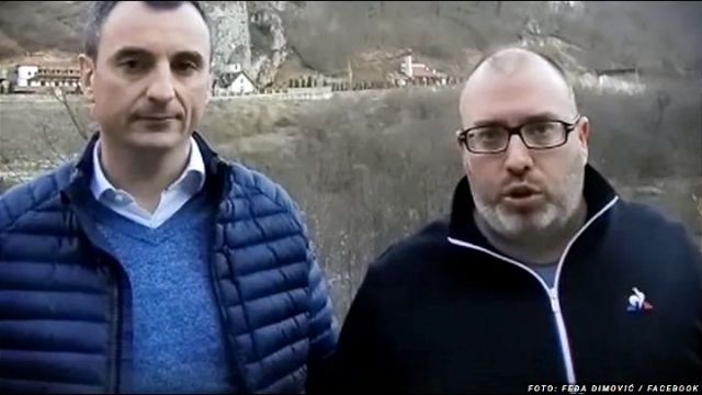 """""""Beogradskom sindikatu"""" zabranjen ulazak u Crnu Goru"""