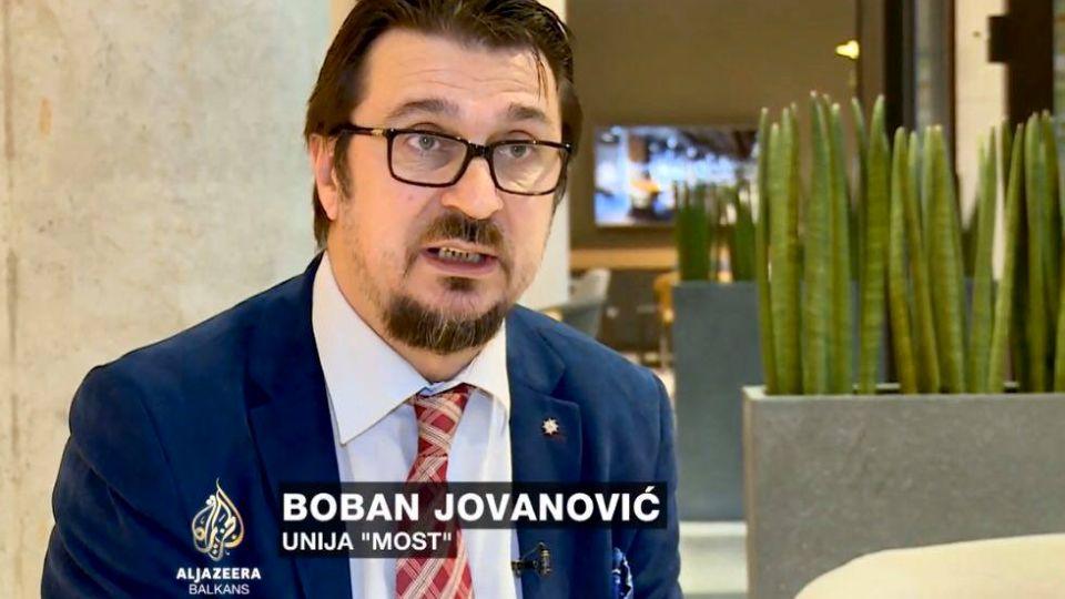 BOBAN JOVANOVIĆ: POLITIKA KAO SUDBINA.
