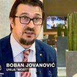 Boban Jovanović – Unija Most: Oni koji bojkotuju izbore su za mene obični dezerteri!
