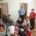 Osmeh na dar! Višečlanoj porodici iz Aleksinačkih Rudnika dobri ljudi vratili osmeh na lice!
