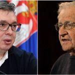 Noam Čomski pisao Vučiću: Nadam se da Srbija neće poći mračnim putem