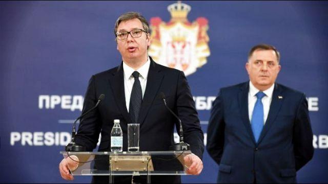 Dodik: Srbija je sa Vučićem postala bolje mesto za život