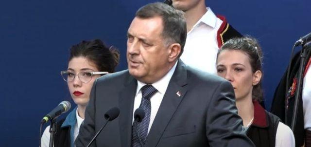 """Dodik: Prisustvo Srbina na proslavi """"Oluje"""" daje legitimitet zločinu"""