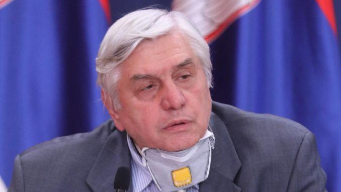 Tiodorović: Svi koji ne poštuju mere treba da odgovaraju