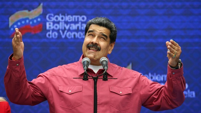 """Maduro zahvalio Putinu i """"braći Rusima"""" na vakcinama"""