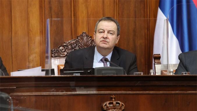 Dačić: Srbija nema ni političke ni teritorijalne pretenzije prema Crnoj Gori
