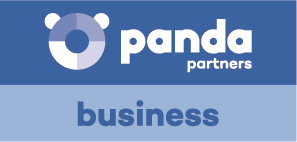 Logo Panda buiness