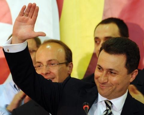 Bulgaria: Gruevski Snubs Bulgaria's Borisov over Macedonian Name Dispute