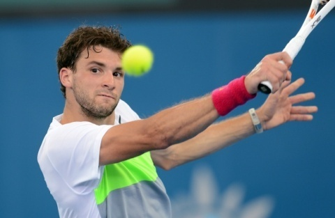 Bulgaria's Dimitrov Climbs to Record-High ATP Ranking ...