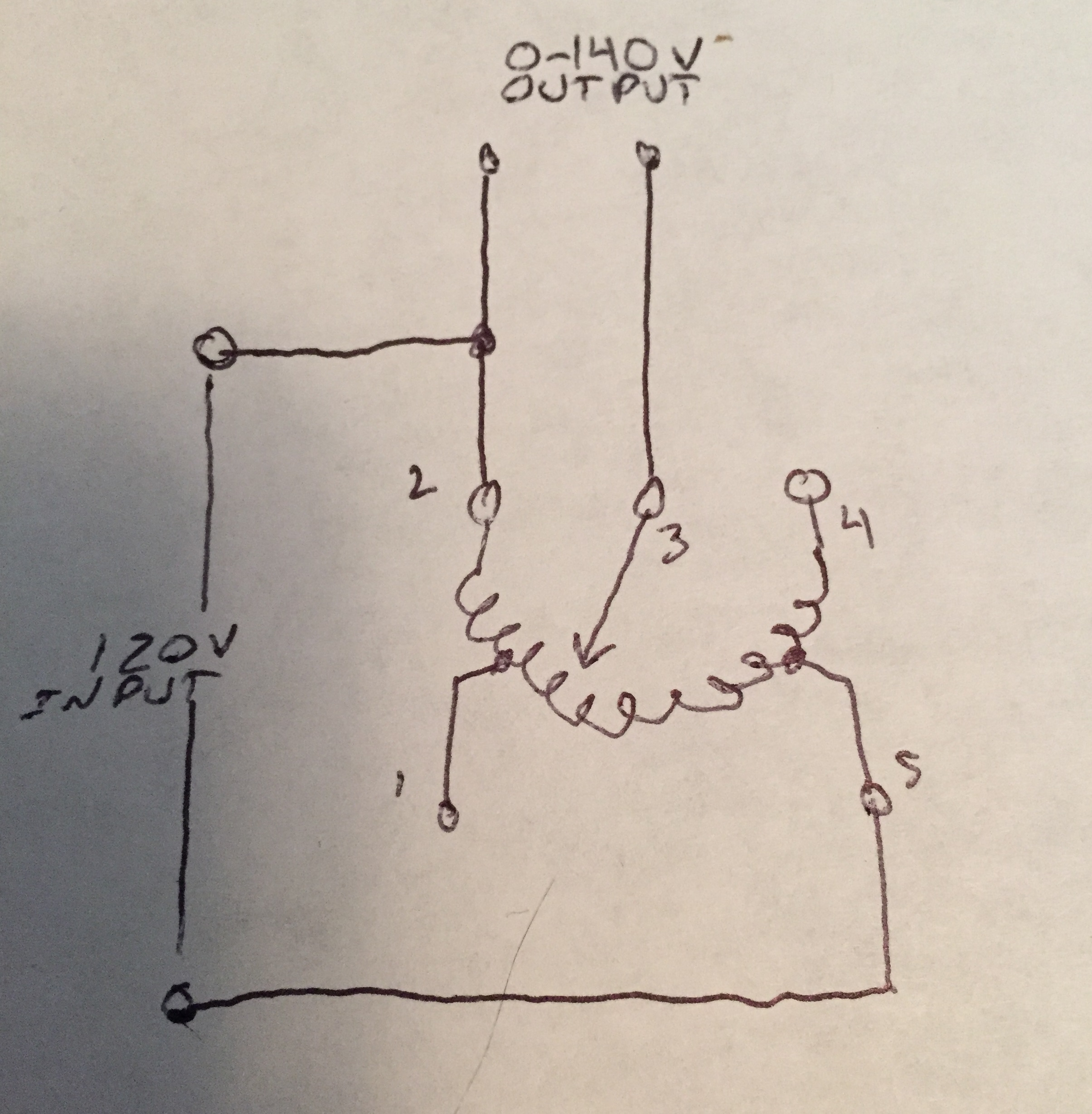 the \u201cwrong way\u201d to connect a variac\u2026 and why you might want to 220V Wiring-Diagram typical wiring diagram for buck boost use of variac