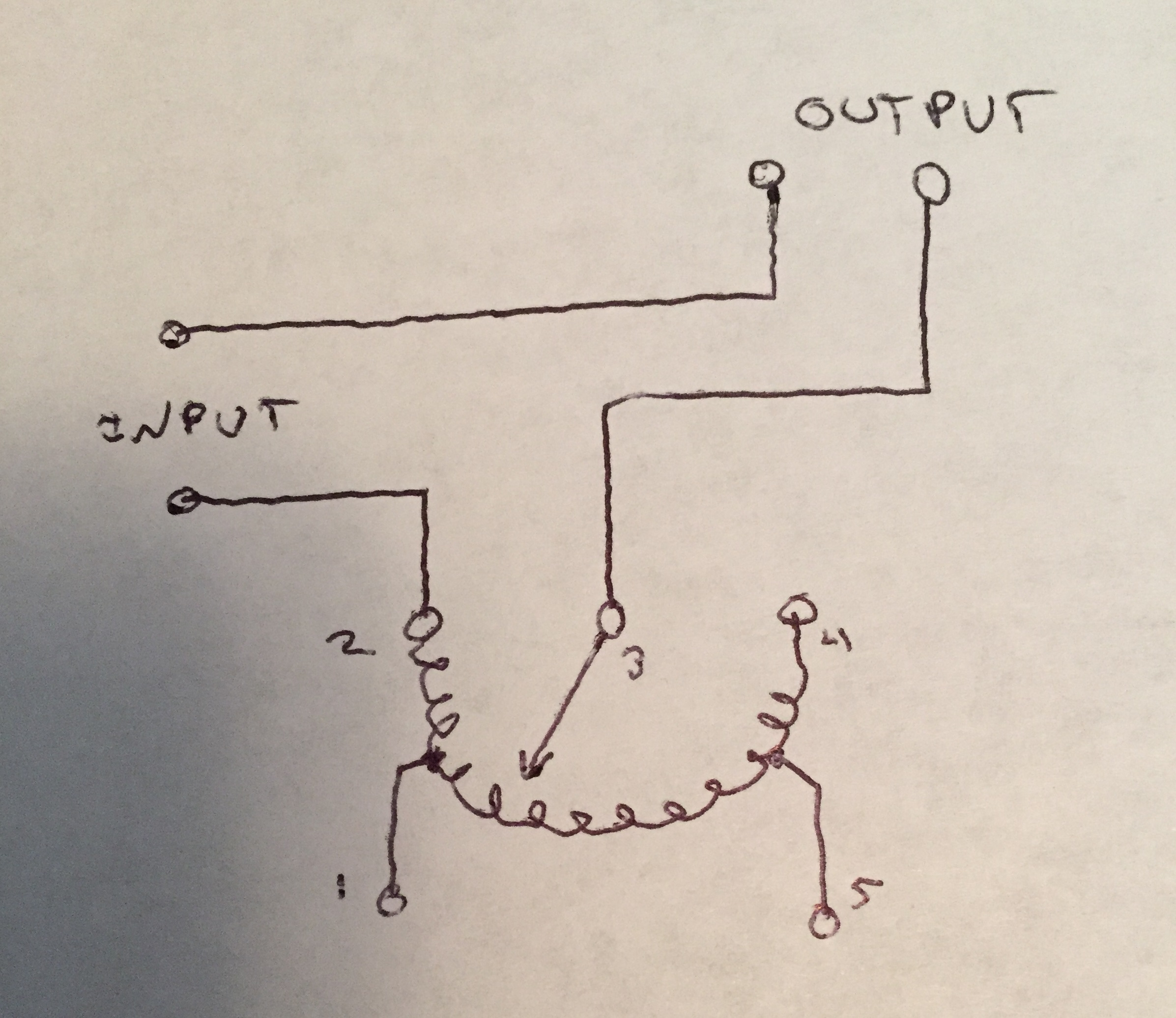 the \u201cwrong way\u201d to connect a variac\u2026 and why you might want to 220V Wiring-Diagram the \u201cwrong way\u201d to wire a variac?
