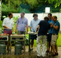 Barbecue-mannen-funcooking
