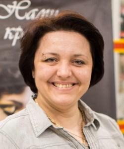 Оксана Васильчук — парикмахер