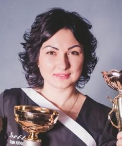Марина Чорна — парикмахер