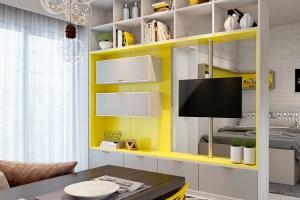 Projeto de loft criado pela Italínea com os lançamentos da Coleção 2020
