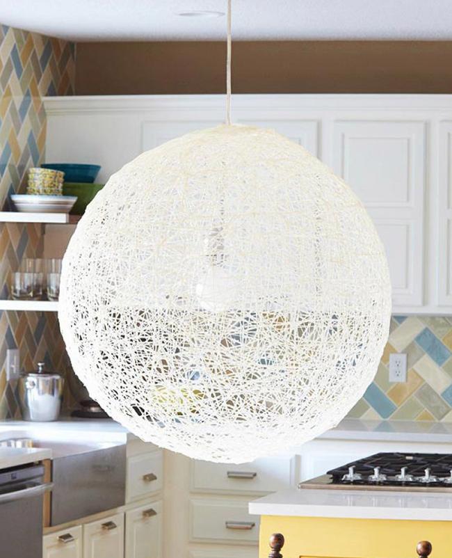 Lampe DIY Comment Fabriquer Soi Mme Un Luminaire