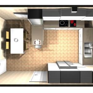 2407 Estudiar y valorar cocina integrada de mas de 15 m2