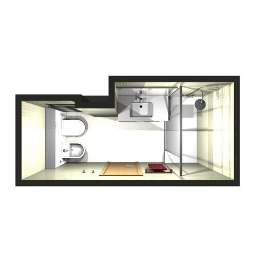 2860 Estudiar y valorar baño de 5 a 6 m2