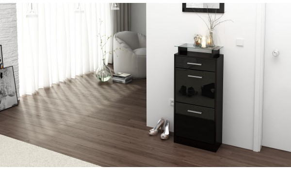 petit meuble range chaussures design