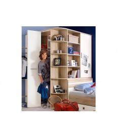 armoire d angle de chambre a coucher
