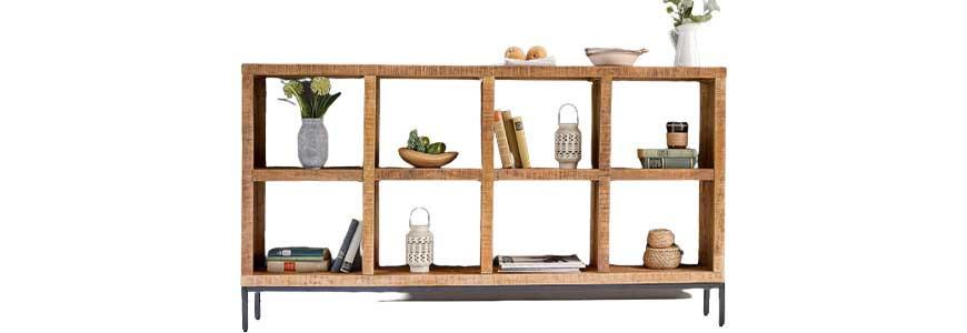 meuble de rangement design pour salon