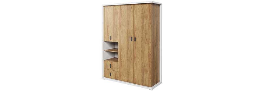 armoire enfant ado design pour